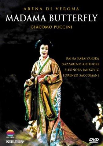 Giacomo Puccini - Madama Butterfly / Kaibaivanska, Antinori, Jankovic, Saccomani, Ferrara (Arena di Verona) from Kulter