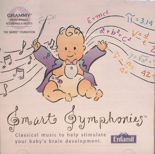 Price comparison product image Smart Symphonies: Classical Music to Help Stimulate Your Baby's Brain Development by N/A (2000-01-01)