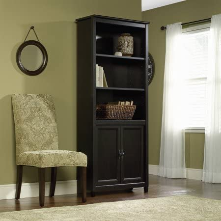 Reviewed: Sauder Edge Water 3-Shelf Library Bookcase