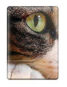 Ipad Air GZkKGLY29783vUtcK Cat Animal Cat Tpu Silicone Gel Case Cover. Fits Ipad Air