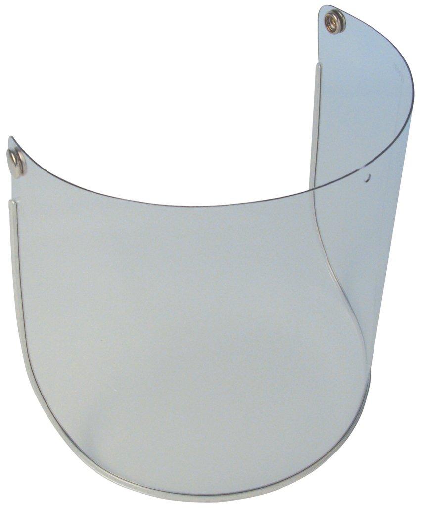 JSP Ana 060– 330– 000 visiè re en polycarbonate 20 cm pour protè ge-menton ANA060-330-000