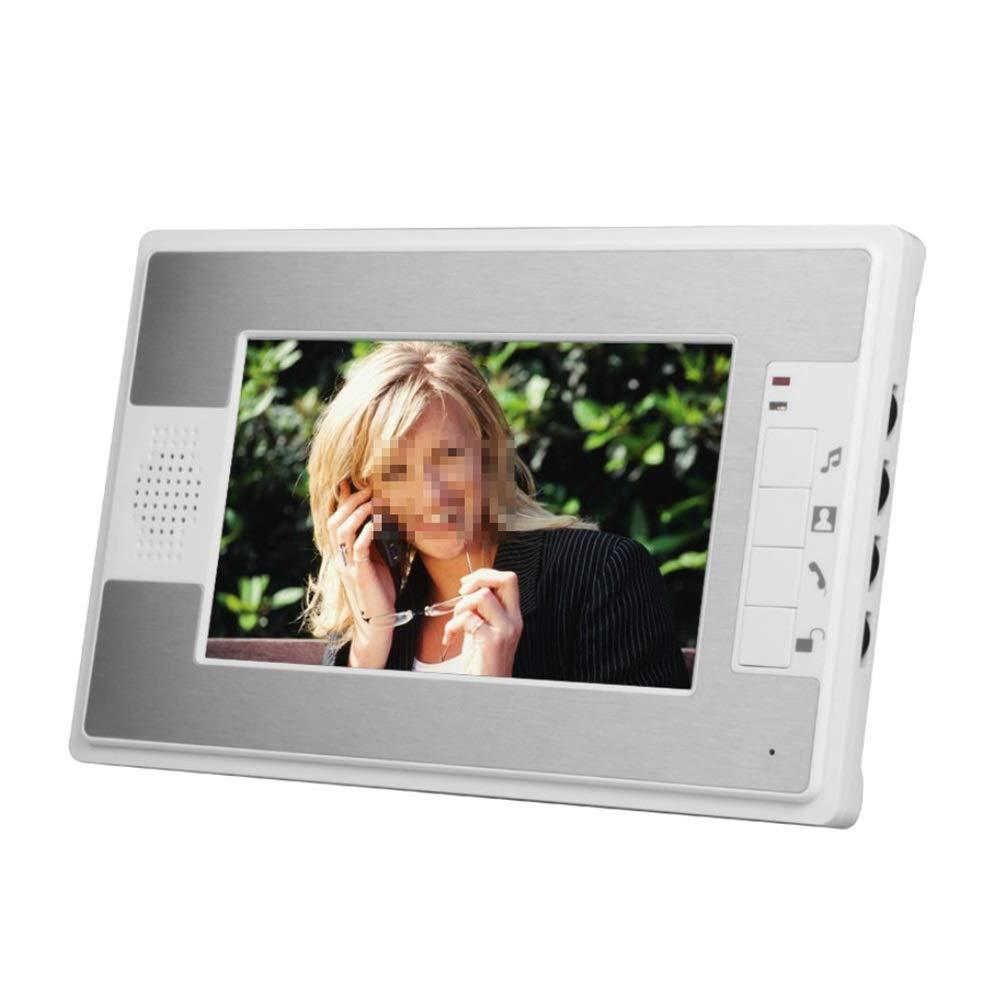 KRPENRIO 7-inch swipe waterproof HD video doorbell by KRPENRIO (Image #5)