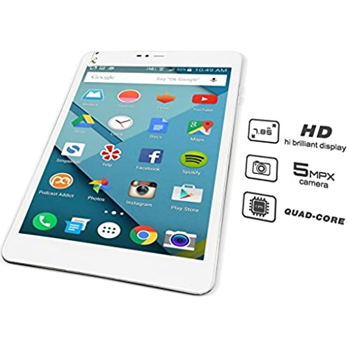 TabTop TabTop 7.85 IPS HD Android Tablet PC 1GB Ram 8GB, 5MP back camera+2MP front Coupons