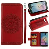Valentine's Day Gifts-For Samsung Galaxy S6 edge Wallet - Best Reviews Guide