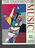 The Enjoyment of Music, Machlis, Joseph, 0393953009
