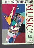 The Enjoyment of Music, Machlis, Joseph, 0393953009