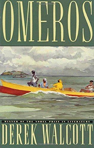 Omeros By Walcott  Derek  1992  Paperback