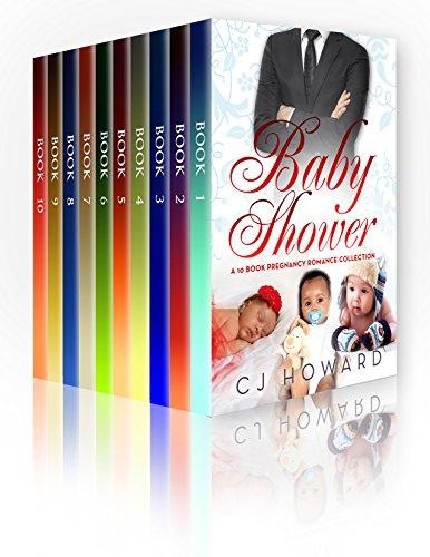 The Baby Shower  - A 10 Book Pregnancy Romance Bundle: BWWM Pregnancy Romances Including Billionaires, Alpha Males, Firemen, Movie Stars, Cowboys & More!