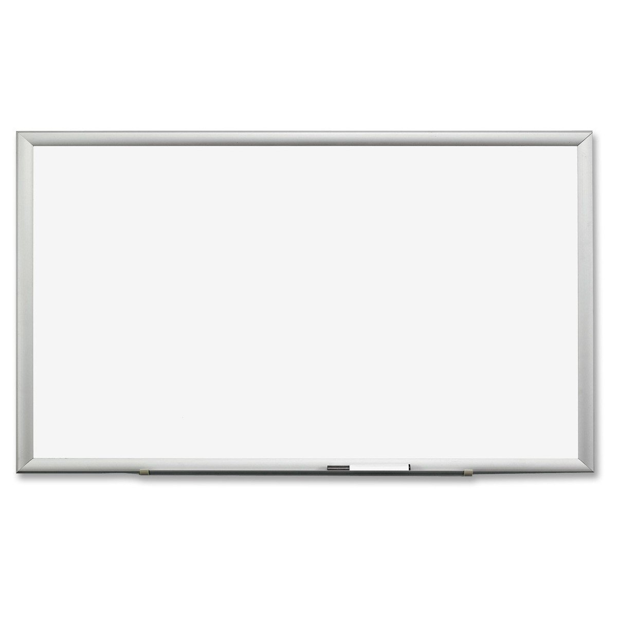 3M DEP6036A Office Supplies - Porcelain Dry Erase Board Magnetic (60'' x 36'' x 1'') with 4 Dry Erase Markers
