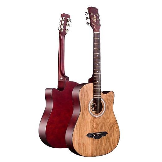 BAIYING-Guitarra Acustic Práctica Estudiantil Guitarra Clásica ...