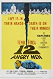 12 Angry Men Movie Poster #01 24