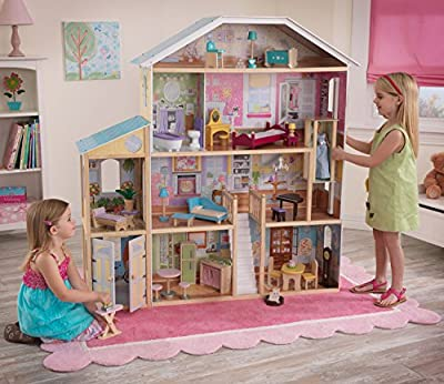 KidKraft Majestic Dollhouse with Furniture | Learning Toys