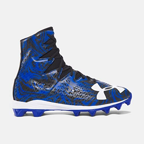 メンズ UA Highlight Lux Rubber Molded Football Cleats カジュアル 10.5(28.5cm) [並行輸入品]