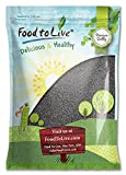 Australian Poppy Seeds for Baking by Food to Live, Kosher, Bulk, Product of Australia — 8 Pounds
