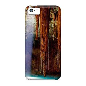 Hot Snap-on Cave In Mexico Hard Cover Case/ Protective Case For Iphone 5c