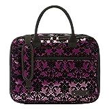 Beaumont BCB-PL Clarinet/Oboe Carry Case, Purple Lace