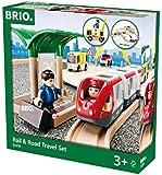 Brio World  - 33209 - CIRCUIT CORRESPONDANCE TRAIN / BUS