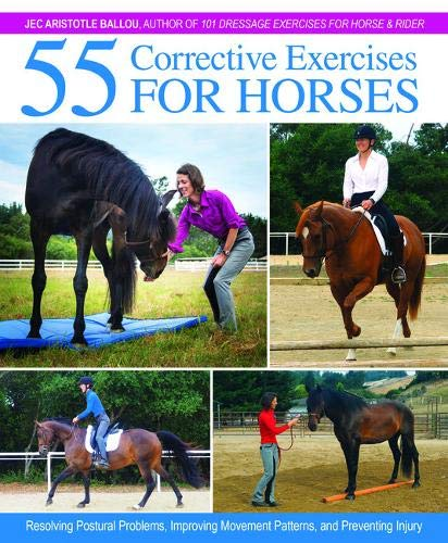 (55 Corrective Exercises for Horses: Resolving Postural Problems, Improving Movement Patterns, and Preventing Injury)