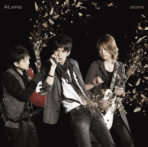 CD : ALvino - Alone Type B (Japan - Import, 2PC)
