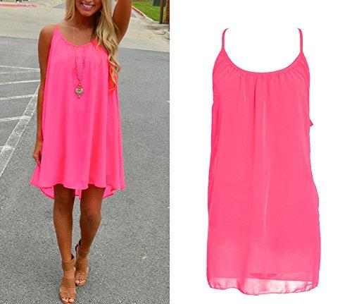 hot pink anarkali dress - 5