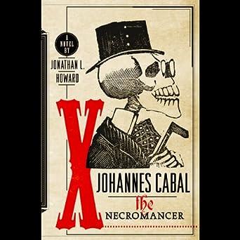 johannes cabal the necromancer audiobook
