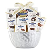 Ghirardelli Chocolatier Gift Basket – New Chocolate Assortment For 2018b Holiday Season - Special Select Chocolates With Improved Product Protective Packaging, Damage Free Guarantee