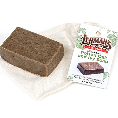 Lehman's Poison Ivy/Oak Relief Soap
