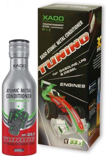 Lubrificante metallico XADO con Revitalizant® per tuning, additivo olio motore