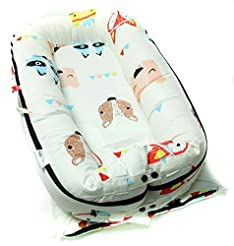 valsonix Baby Nest Cover [fits Dockatot ...