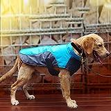 Cheap Mosnai Dog Coat Jacket Polar Fleece Lined with Reflective Sewing Coat Outside Sport …