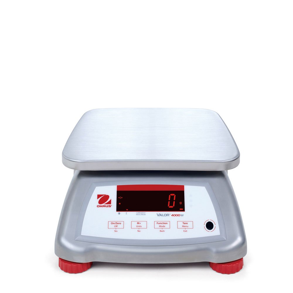Ohaus V41XWE3T Valor 4000 Legal For Trade Food Scale-3 kg/6 lb