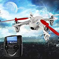 Hubsan H107D FPV X4 5.8G 4CH 6 Axis RC Quadcopter RTF (Mode 2)