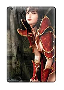Ipad Mini/mini 2 Case Cover - Slim Fit Protector Shock Absorbent Case (gorgeous Game Girl.jpeg)