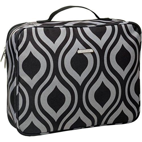 wallybags-travel-organizer-black-grey-one-size