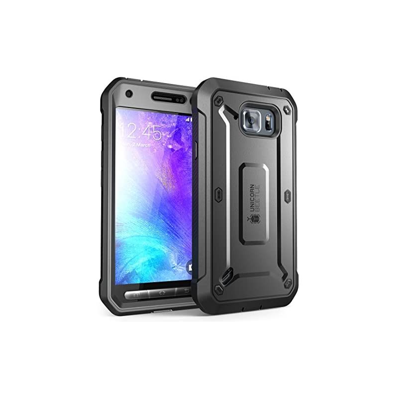 SUPCASE Galaxy S6 Active Case, Unicorn B