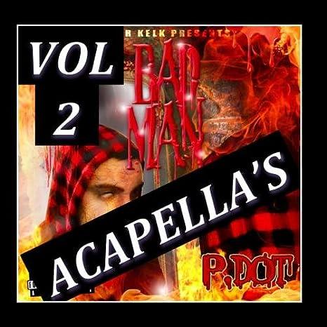 PK Records Acapella Packs Volume 2