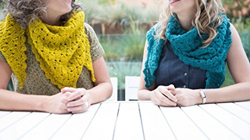 Knit the Imposter's Shawl by Creativebug.com