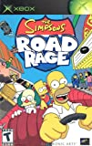 Simpsons Road Rage XBox Instruction Booklet (Microsoft XBox Manual Only) (Microsoft XBox Manual)