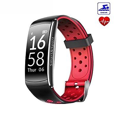 Q8 corazón tasa Smart Band 2 deportes pulsera impermeable IP68 impermeable Fitness Rastreador inteligente pulsera SmartBand