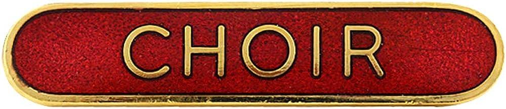 Capricornone Choir School Bar Badge Handmade Vitreous Enamel