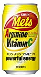 Kirin Mets (Mets) arginine V powerful Energy 350ml cans X24 pieces