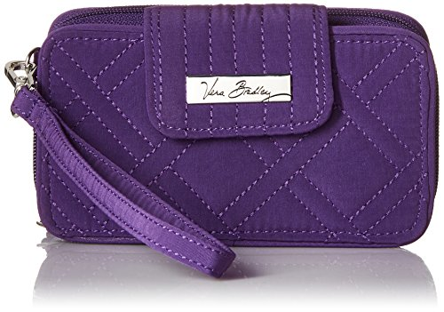 Vera Bradley Smartphone Wristlet for Iphone 6, Elderberry