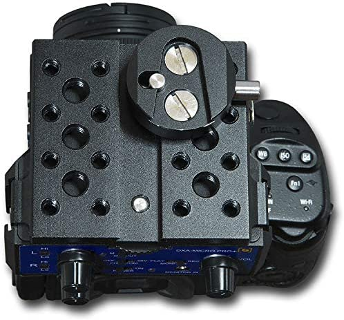 Beachtek V-CLIK Quick Release Plate for Camera Accessories