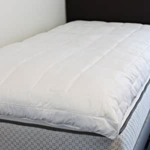 "Dorm Twin XL Fiber Bed - Perfect for College - Size: Twin XL - 39"" x 80"" - Made In The USA"