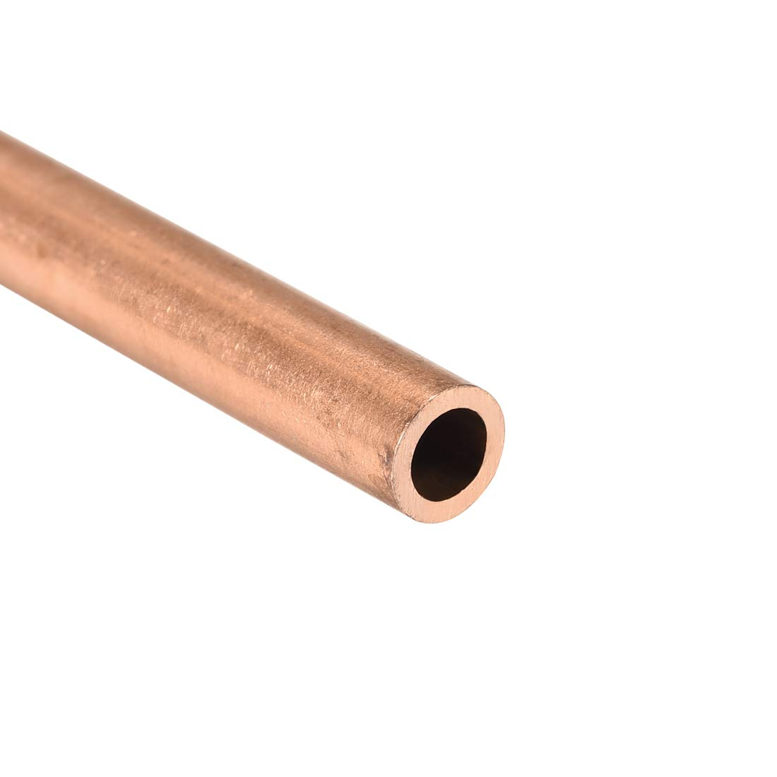 Copper Round Tube 27mm OD 1mm Wall Thickness 100mm Length Pipe Tubing