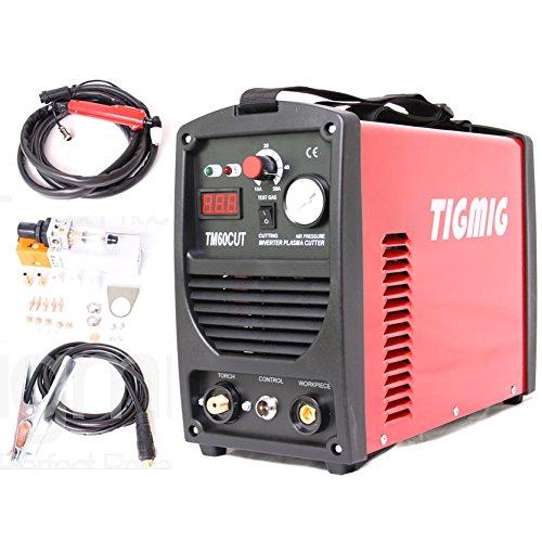 10 opinioni per TAGLIO PLASMA INVERTER TIGMIG TM 60 CUT HF TAGLIO 16 MM COMPLETA DI ACCESSORI