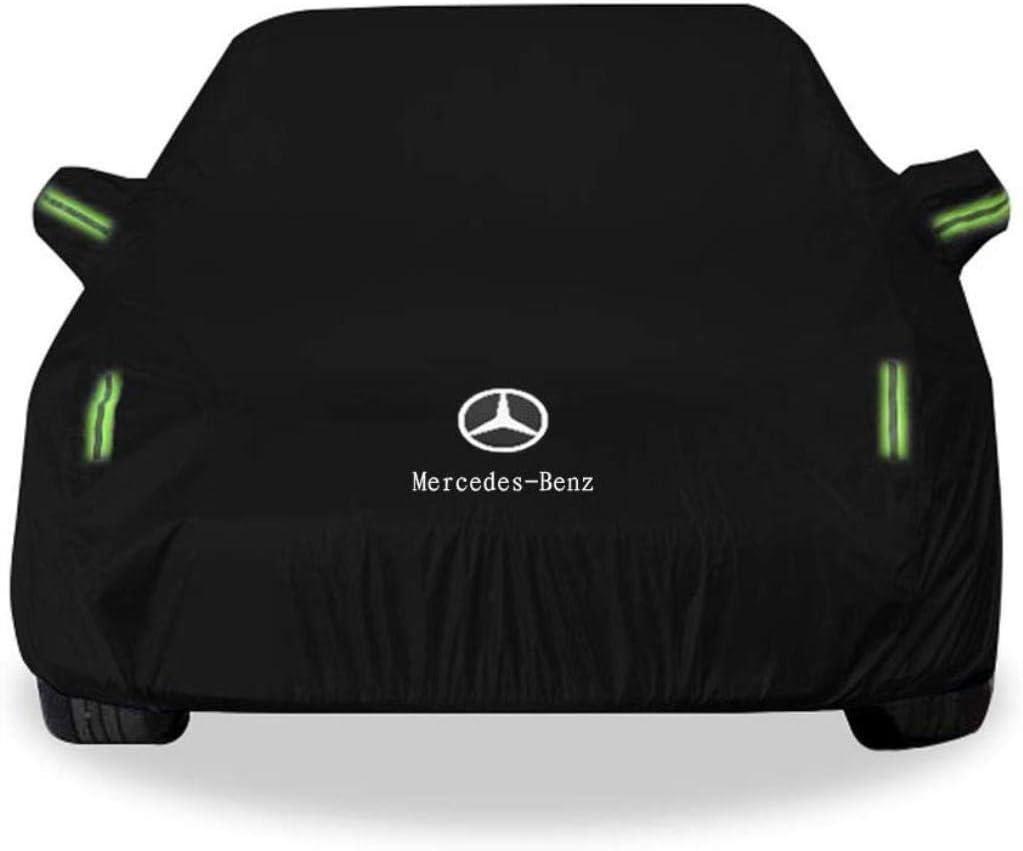 CRRQQ Car Cover Couverture Mercedes Benz GLK voiture SUV /épais Tissu Oxford pluie Protection contre le soleil chaud Cover Car Cover