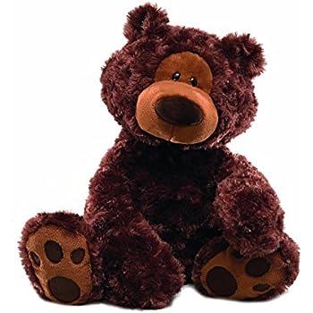 GUND Philbin Chocolate Teddy Bear Stuffed Animal, 18 inches