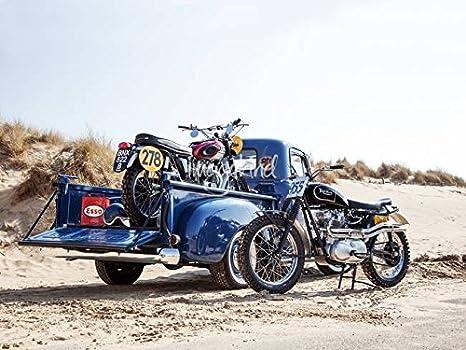 Amazon com: Imagekind Wall Art Print Entitled Desert Racers