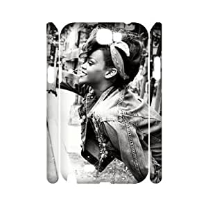LP-LG Phone Case Of Rihanna For Samsung Galaxy Note 2 N7100 [Pattern-5]